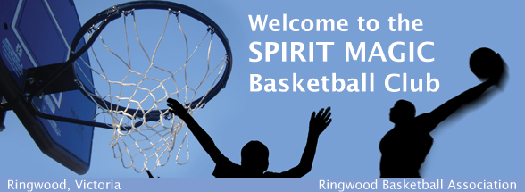 Welcome to the Spirit Magic Basketball Club website